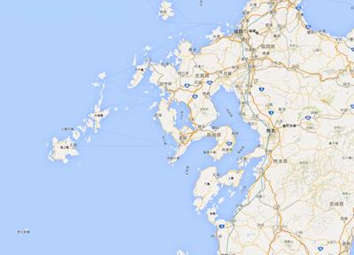 五島列島長崎県