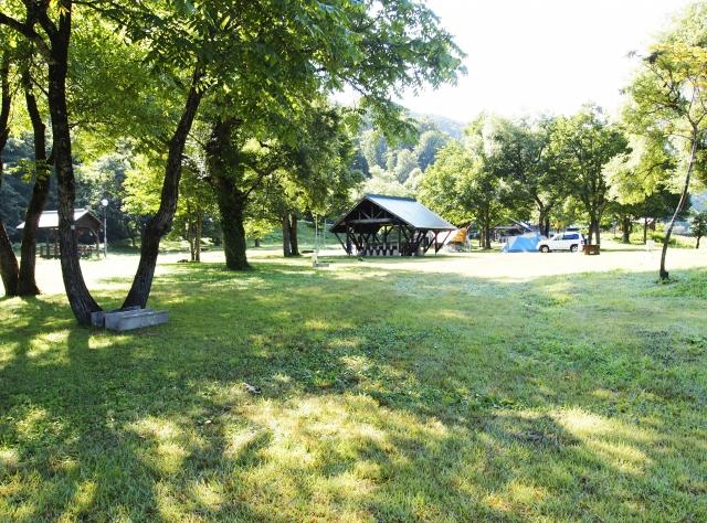 夏キャンプ