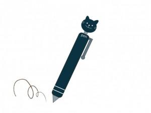 鉛筆対シャーペン