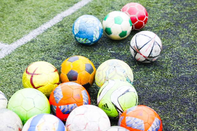 サッカーボールの大きさ(サイズ)
