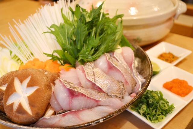 具材ランキング鱈