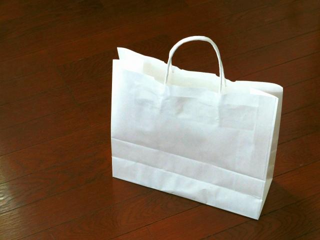 定形外郵便の送り方紙袋はOK