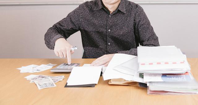 使用済み封筒の再利用
